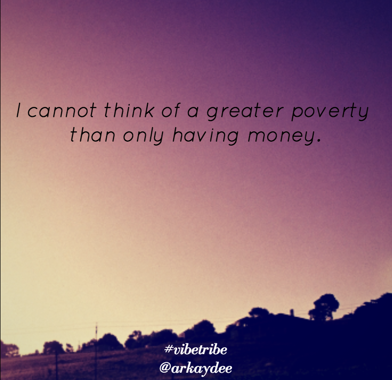 poverty-and-wealth-arkaydee